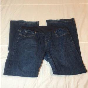 GAP Maternity Jeans Long & Lean 32/14r